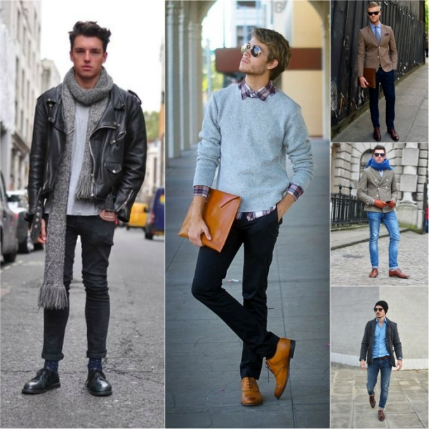 how-to-wear-oxford-shoes-look-book