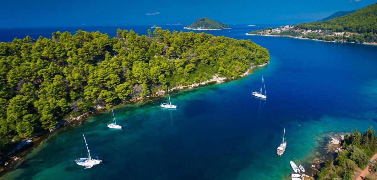 Νησιά με χολιγουντιανό αέρα